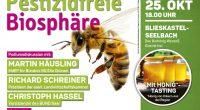 """Die Blieskasteler Grünen veranstalten am 25.10.2018 um 18 Uhr eine Podiumsdiskussion zum Thema """"Pestizidfreie Biosphäre"""" in Blieskastel-Seelbach in der Bio-Imkerei Wenzel, Aßweiler Straße 32. Der Insektenbestand hat sich in Deutschland […]"""